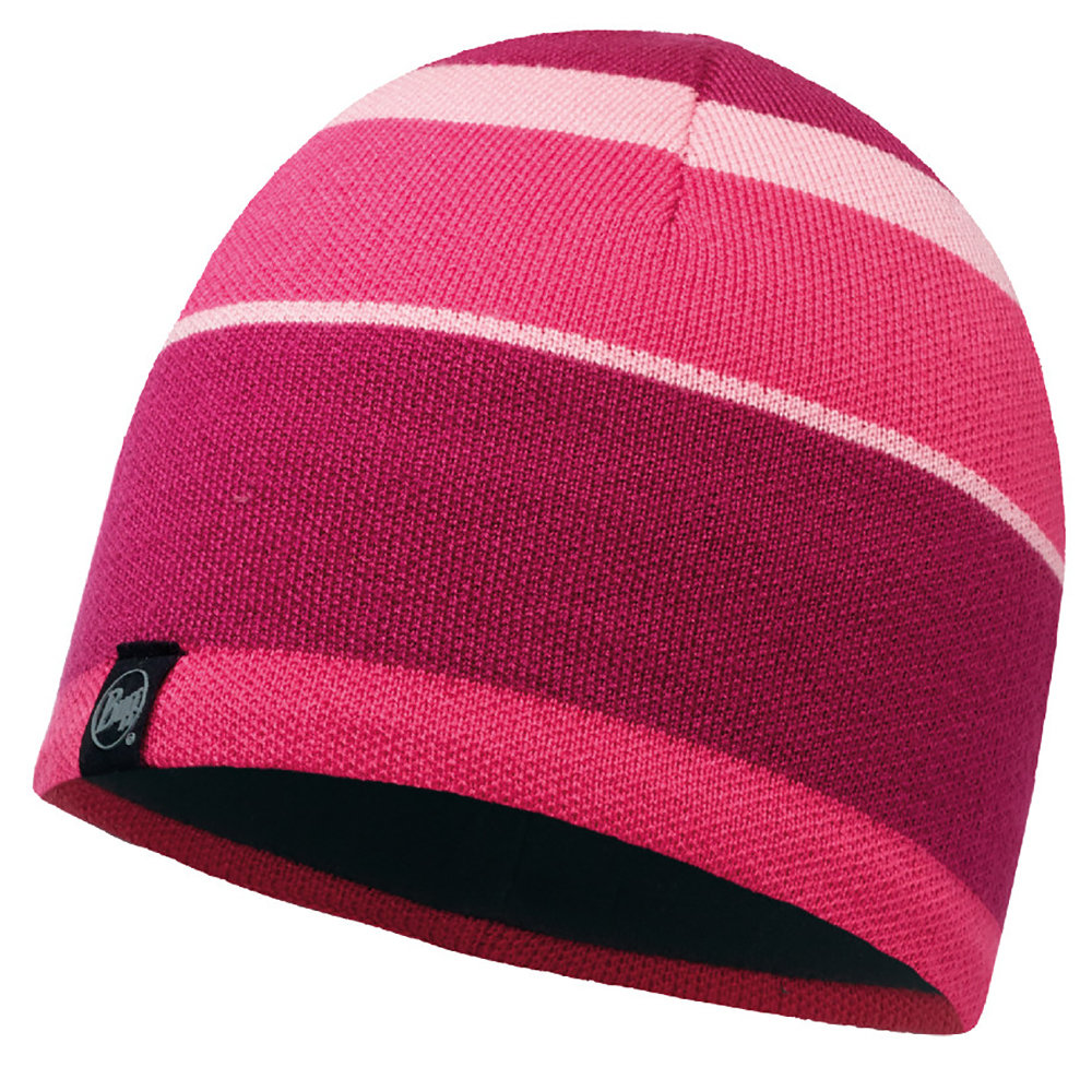 Шапка Buff Tech Knitted Hat van pink cerisse BU 113525.521.10.00