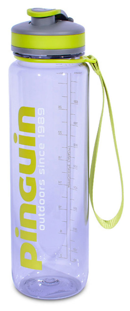 Фляга Pinguin Tritan Sport Bottle 1 l grey