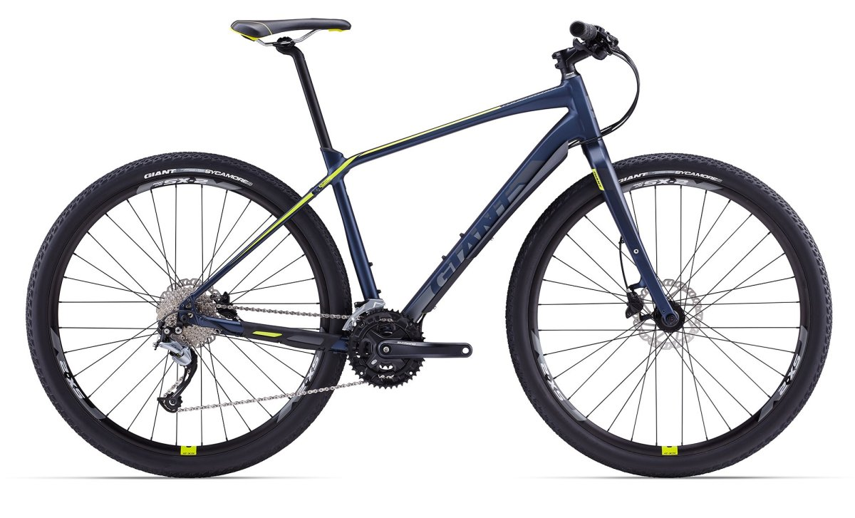 Велосипед Giant TOUGHROAD SLR 2 blue 6S052915