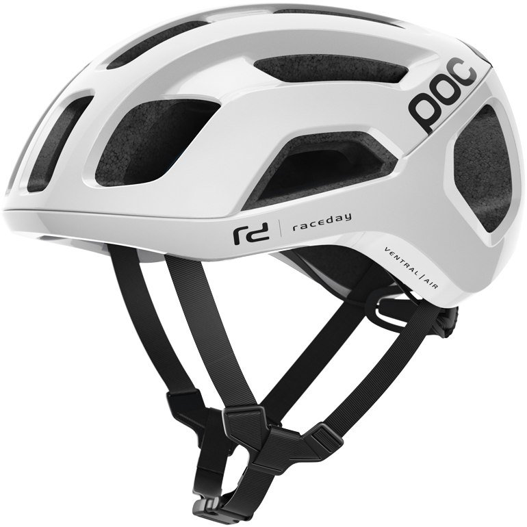 Шлем POC Ventral Air Spin Hydrogen White Raceday PC 106701034MED1