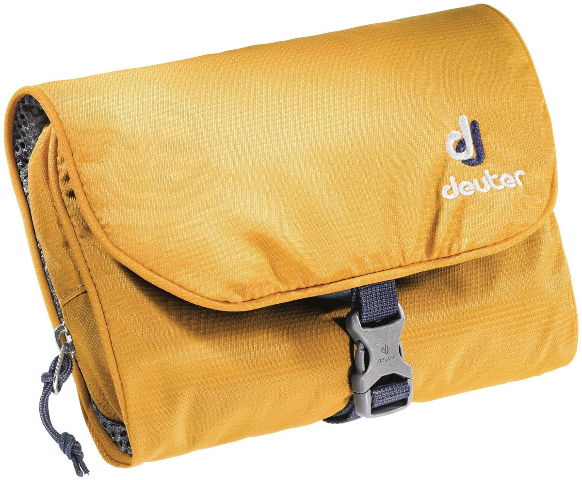 Косметичка Deuter Wash Bag I curry-navy 3900020 9309