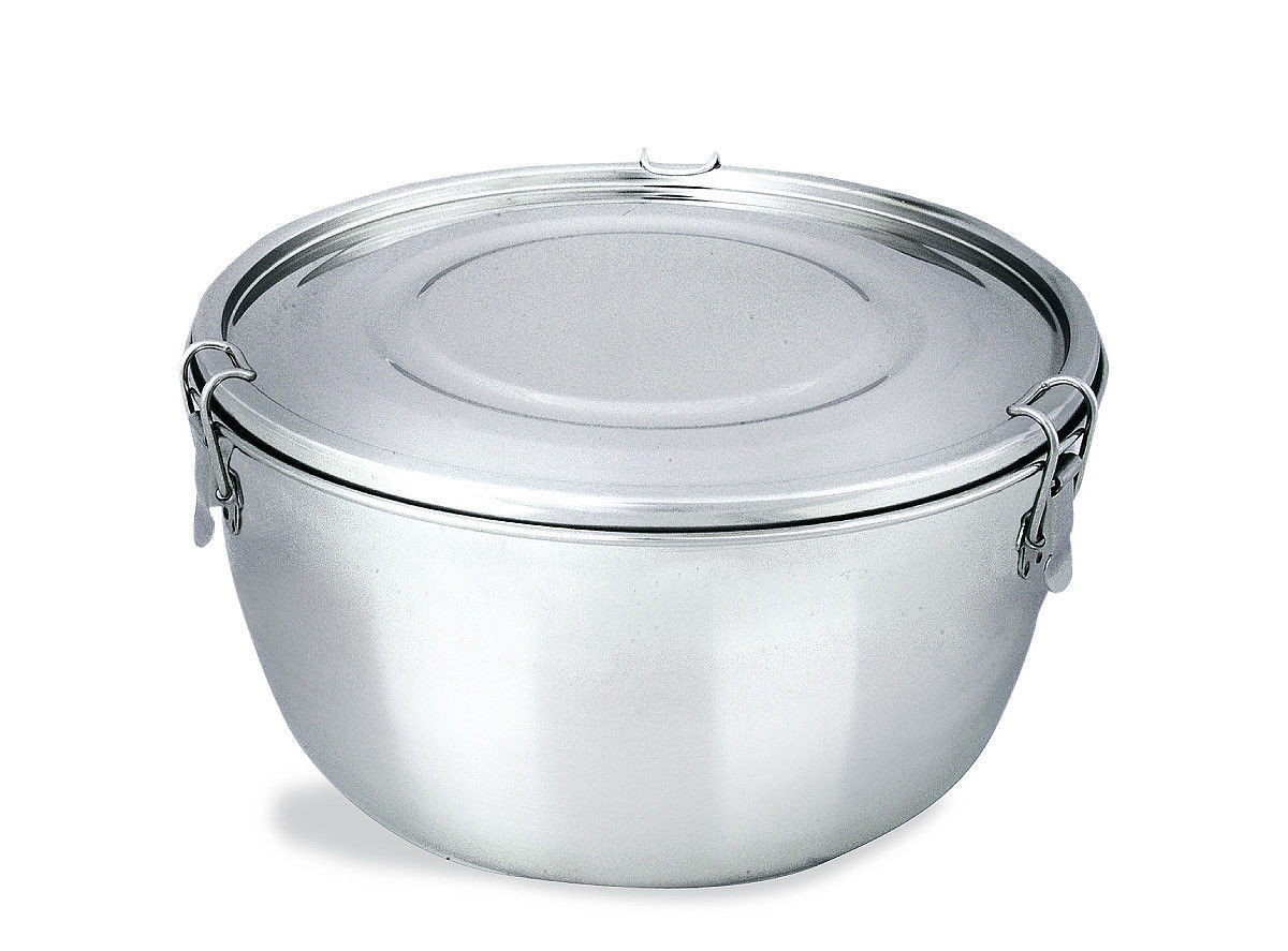 Контейнер Tatonka Foodcontainer 0.75 L для еды Silver TAT 4042.000