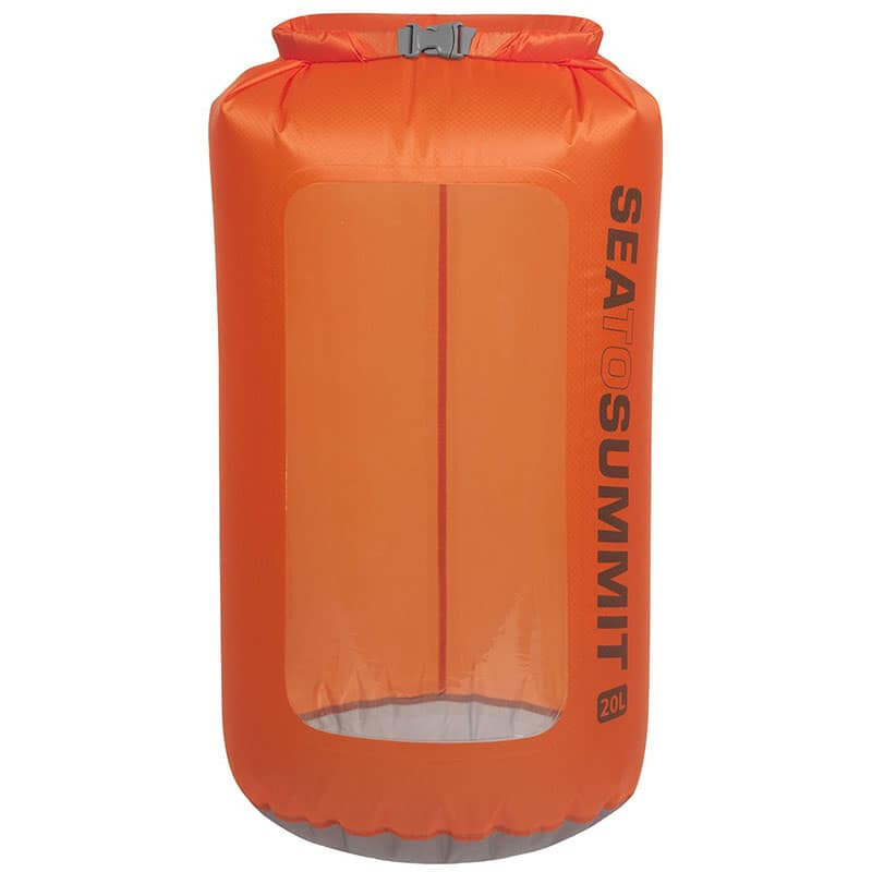 Чехол Sea to Summit Ultra-Sil View Dry Sack Orange, 35 L STS AUVDS35OR