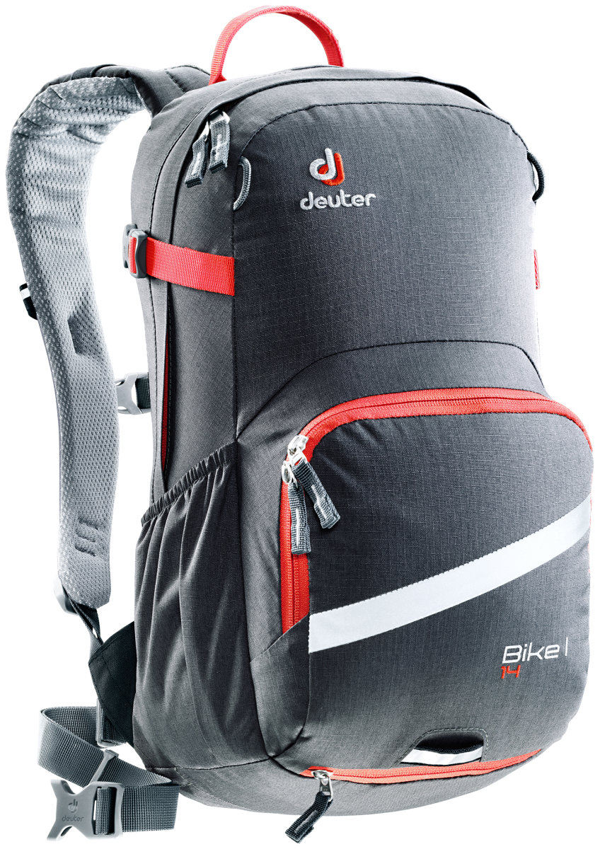 Рюкзак Deuter Bike I 14 graphite-papaya (4906) 3203117 4906