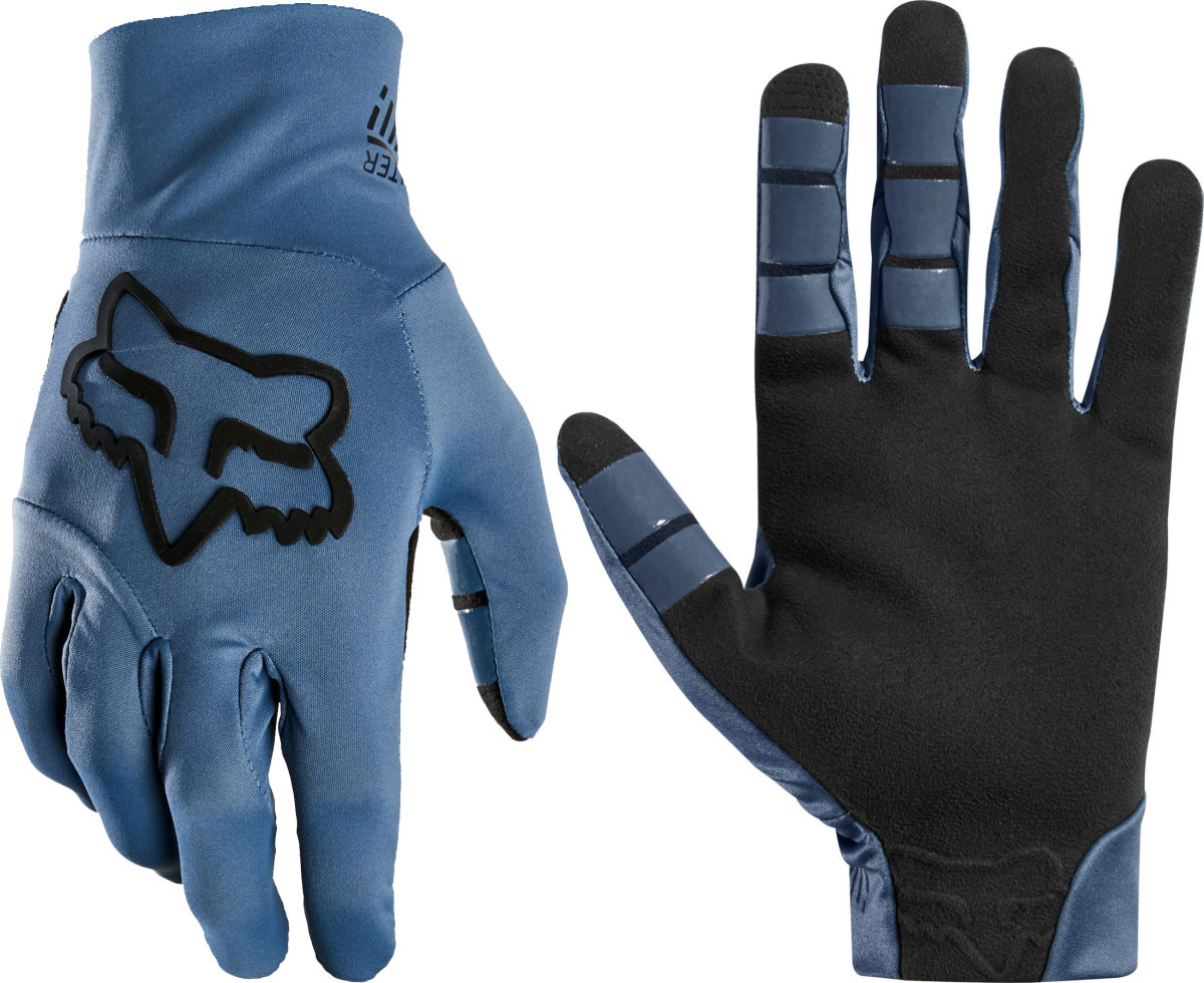 Перчатки водостойкие Fox Ranger Water Gloves (Blue Steel) 25422-305-XL, 25422-305-L, 25422-305-S, 25422-305-M