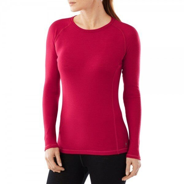 Кофта Smartwool NTS Light 200 Crew Persian Red SW 15079.526-XS SW 15079.526-S SW 15079.526-L