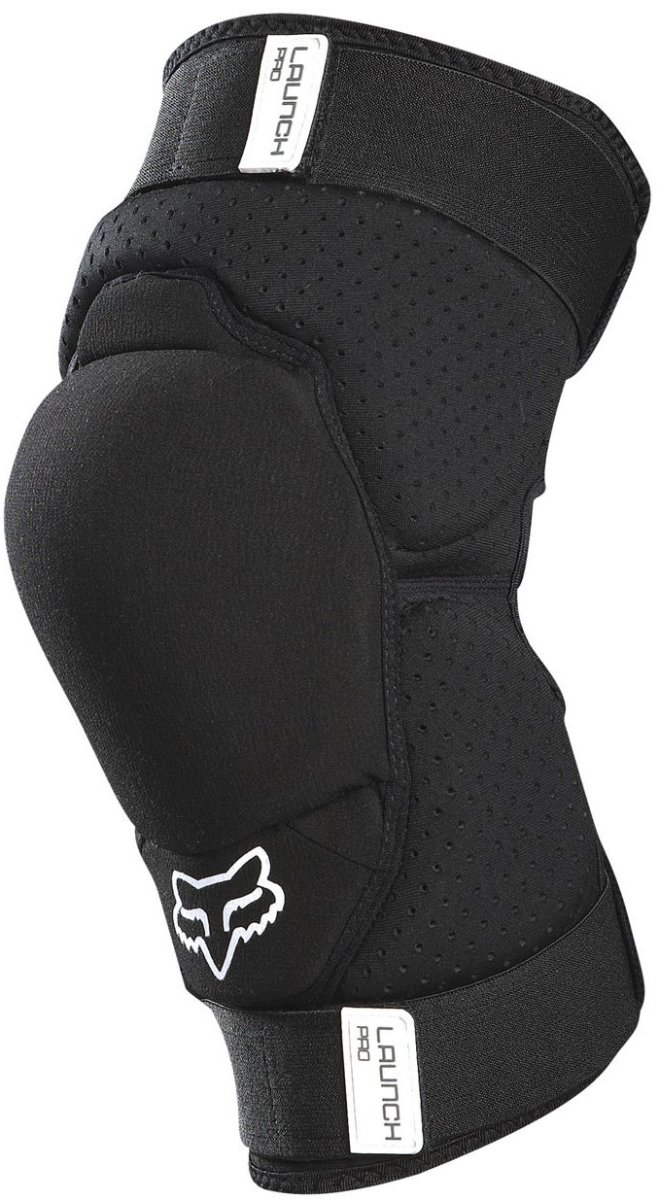 Защита колена  Fox Launch Pro Knee Pad BLK 23805-001-L