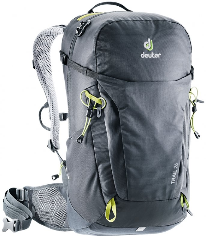 Рюкзак Deuter Trail 26 цвет 7403 black-graphite 3440319 7403