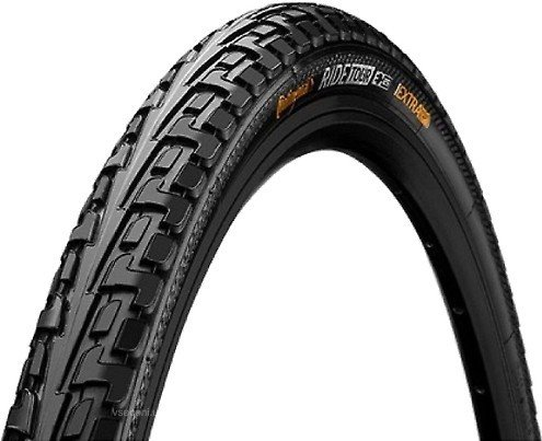 Покрышка Continental RIDE Tour 28x1 3/8x1 5/8, Extra Puncture Belt 101155