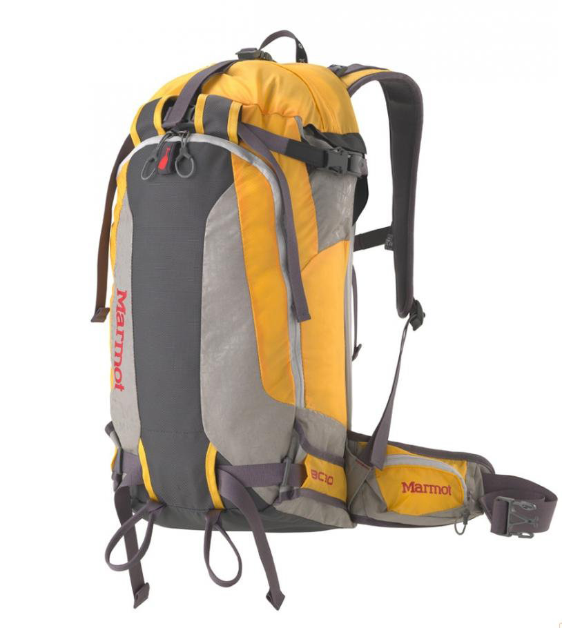 Рюкзак Marmot Backcountry 30 Spectra Yellow/Slate Grey MRT 26680.9411