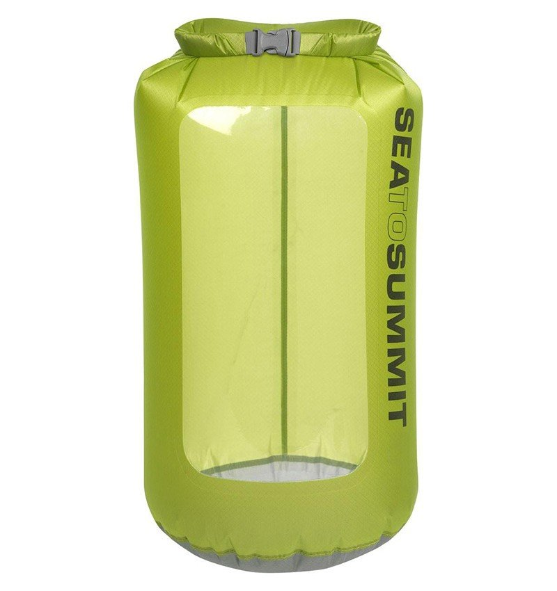Чехол Sea to Summit Ultra-Sil View Dry Sack Green, 08 L STS AUVDS8GN