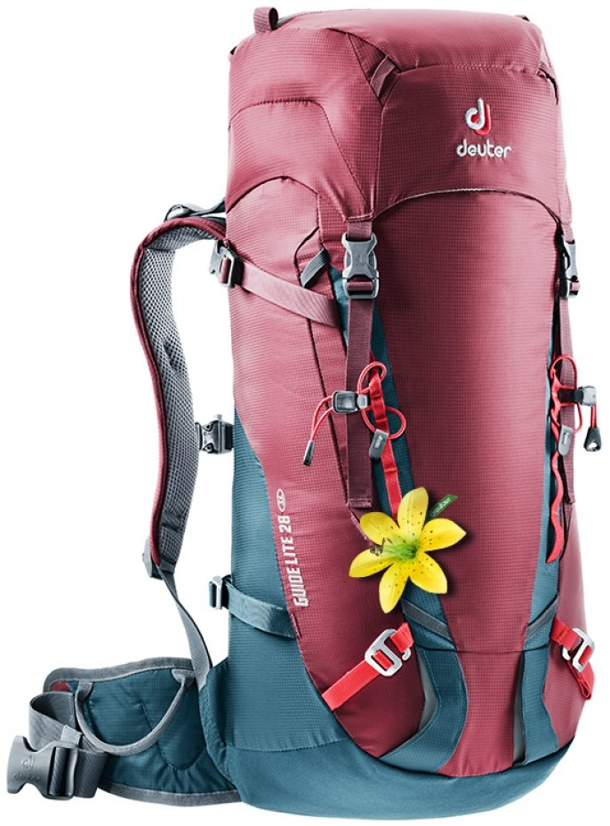 Рюкзак Deuter Guide Lite 28 SL цвет 5324 maron-arctic 3360017 5324