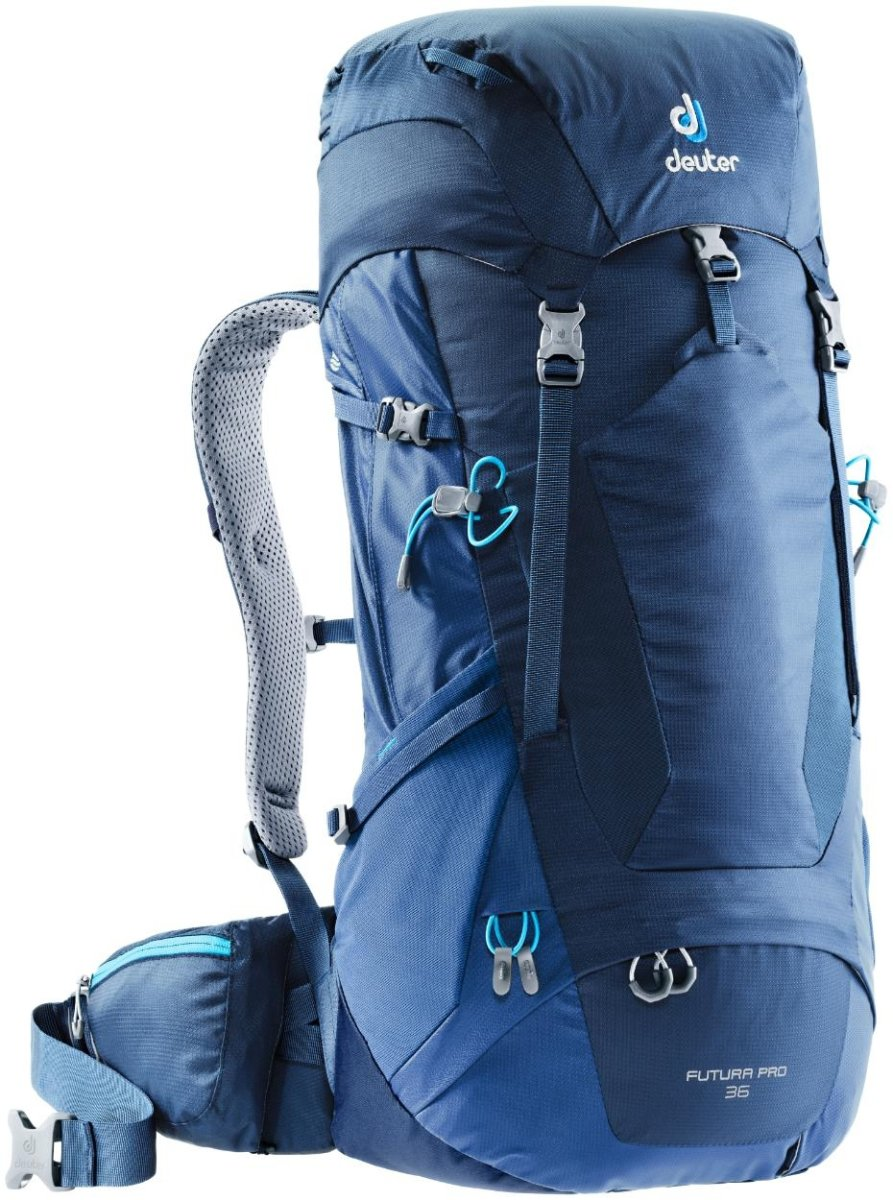 Рюкзак Deuter Futura Pro 36 цвет 3395 midnight-steel 3401118 3395