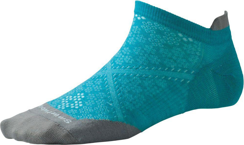 Носки женские Smartwool PhD Run Ultra Light Micro (Capri) SW SW188.810-M SW SW188.810-S