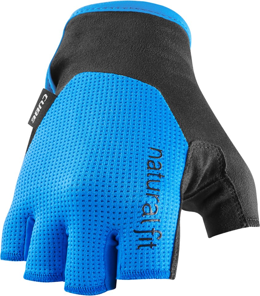 Перчатки Cube Short Finger X NF black´n´blue 11122-XL, 11122-L, 11122-S, 11122-M