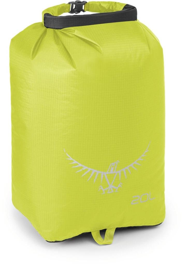 Гермомешок Osprey Ultralight Drysack 20L Electric Lime - зеленый 009.0027