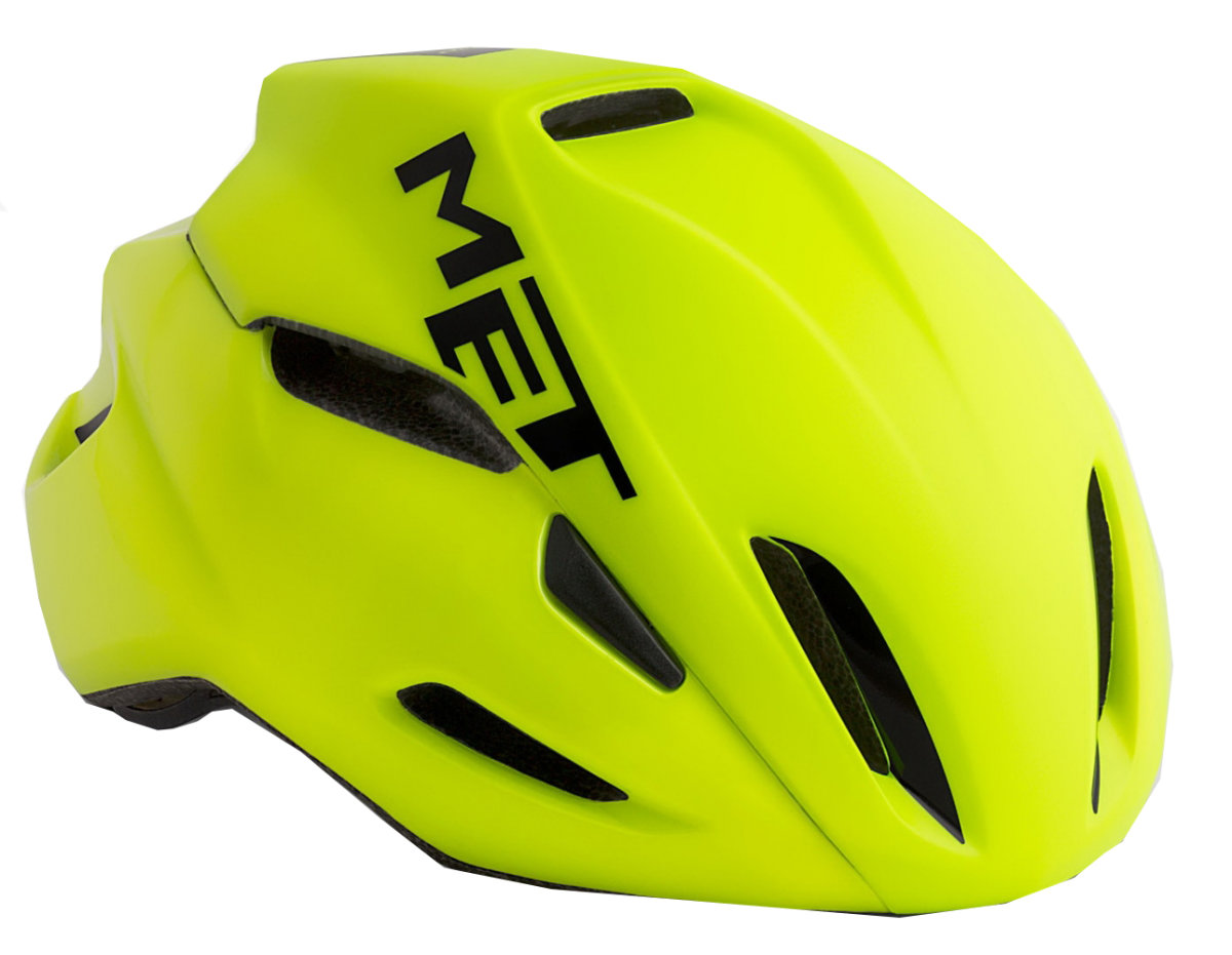 Шлем MET Manta safety yellow 3HM 105 MO GI1