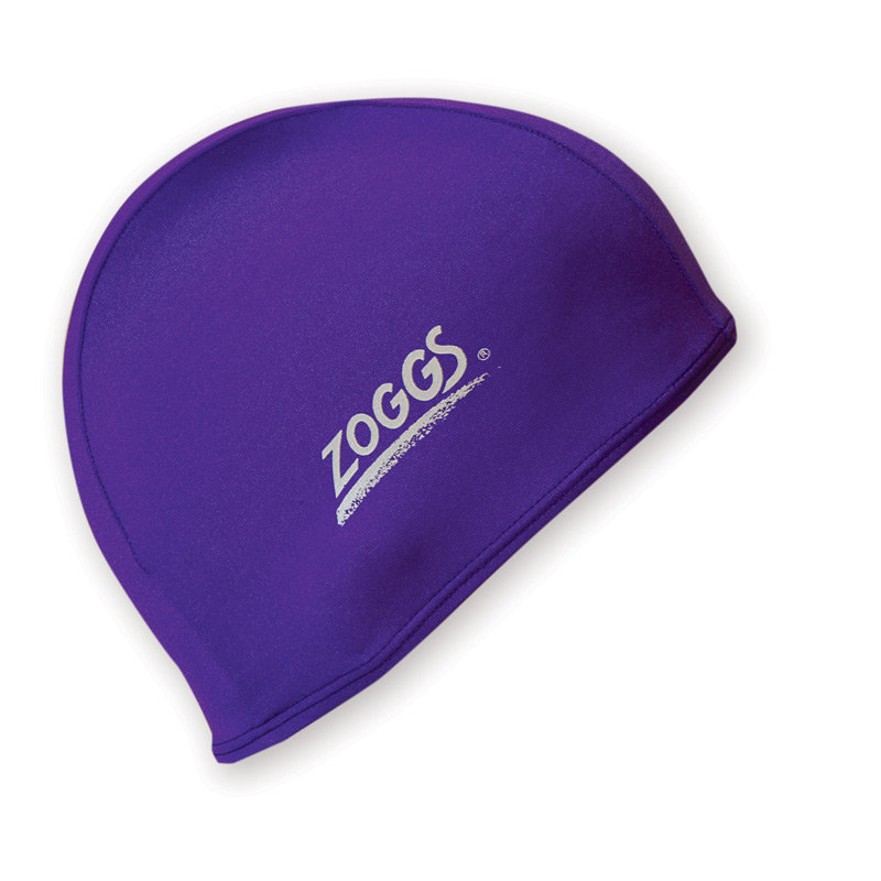 Шапочка для плавания Zoggs Stretch, Purple