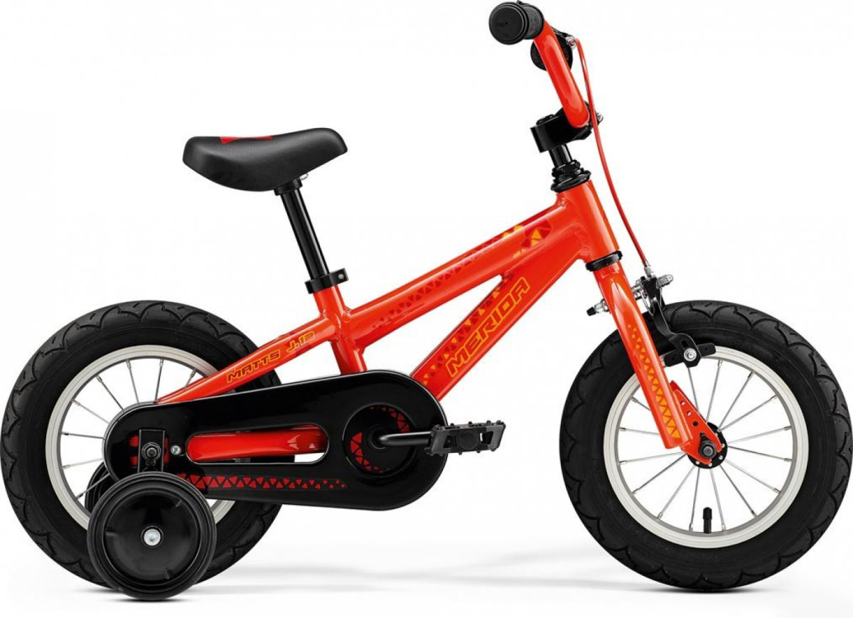 Велосипед Merida Matts J.12 glossy orange (red)