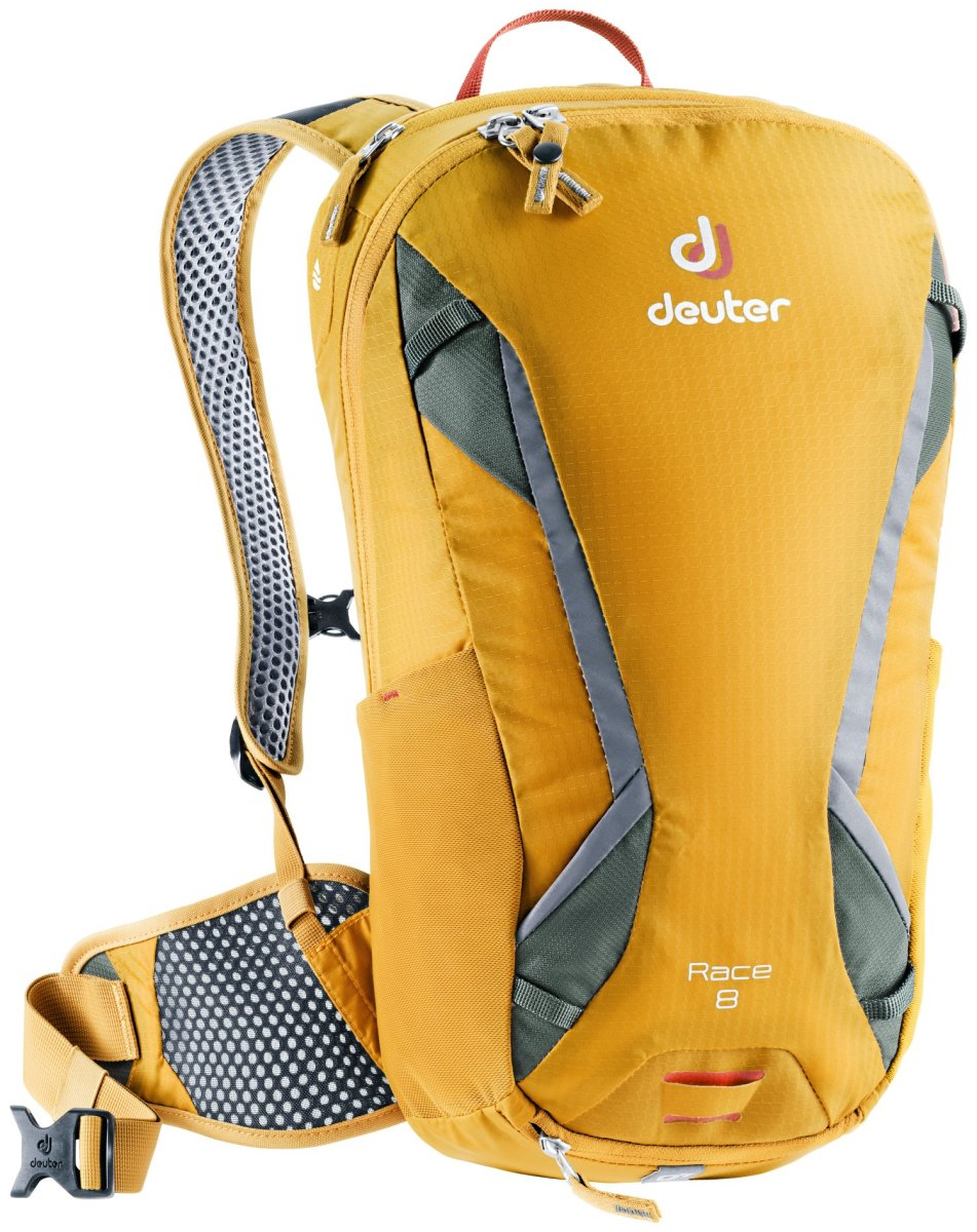 Рюкзак Deuter Race curry-ivy 3207018 9203