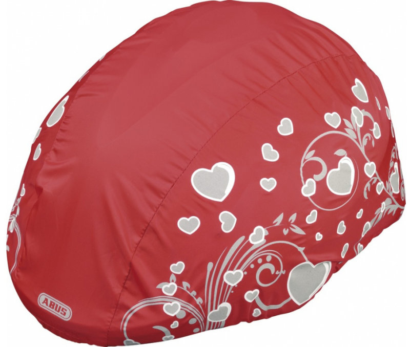 Чехол от дождя Abus HELMET RAINCAP KIDS girl 525407