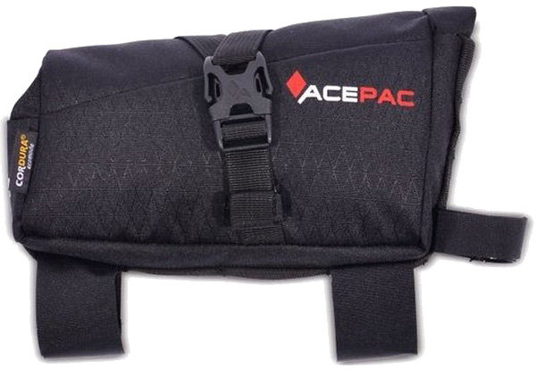 Сумка на раму Ace Pac ROLL FUEL BAG M black ACPC 1082.BLK