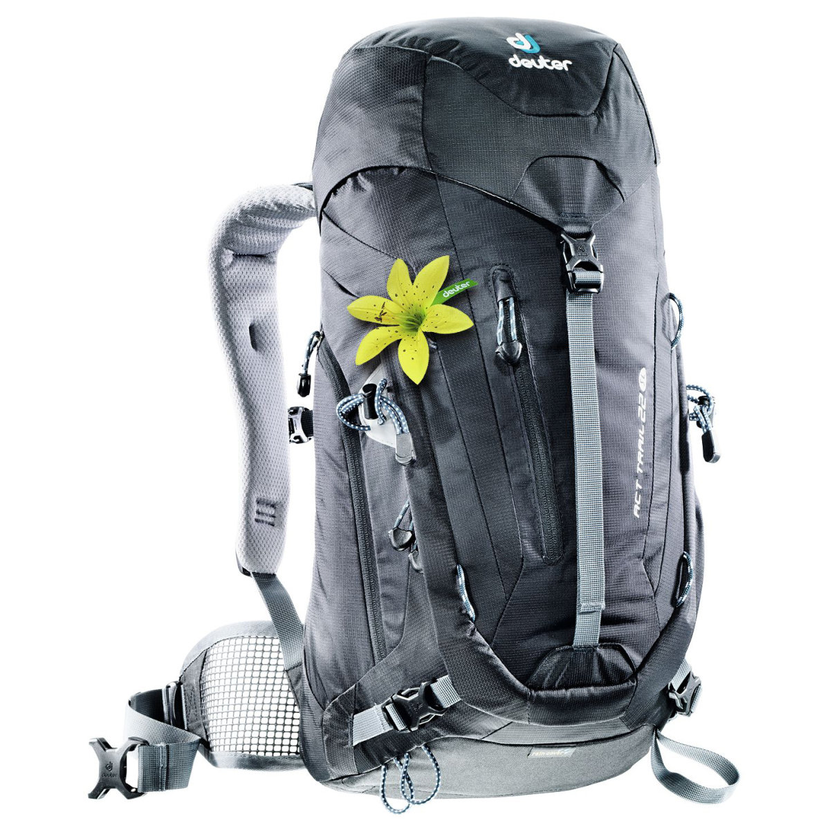 Рюкзак Deuter ACT Trail 22 SL black (7000) 3440015 7000