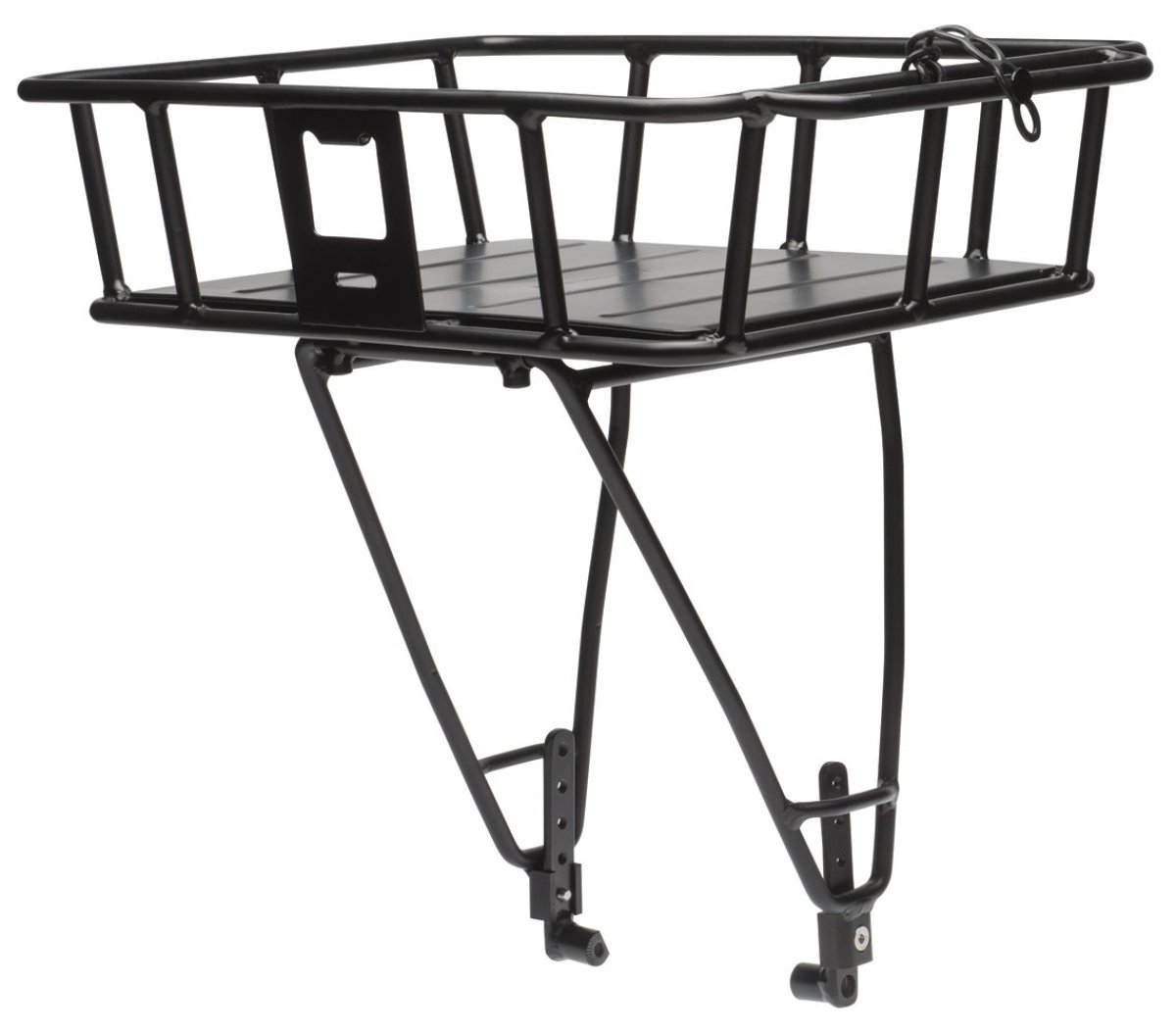 Багажник Blackburn Local Basket с сеткой Black 7079140