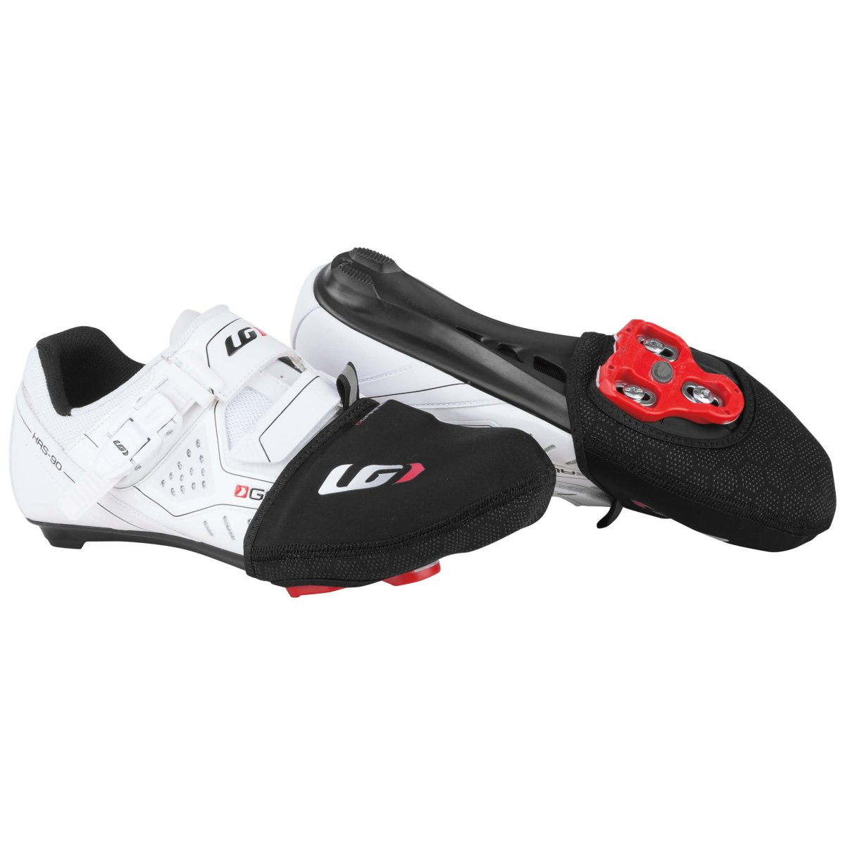 Бахилы на носок Garneau Toe Thermal Cycling Toe Covers 1083178 020 M