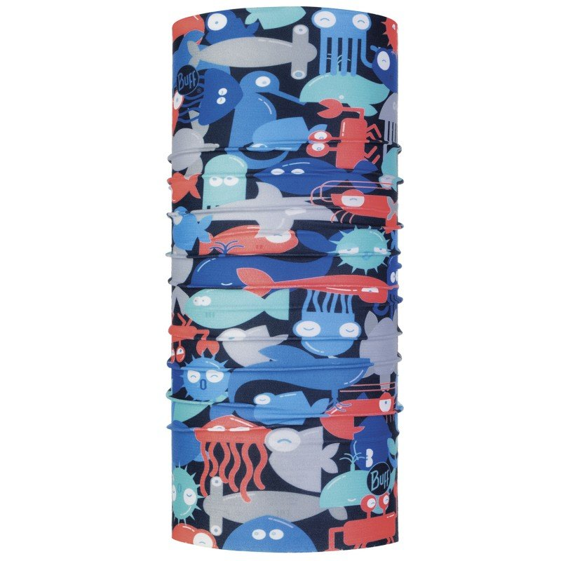 Бандана Buff Baby CoolNet UV⁺ Shoal Blue BU 120078.707.10.00