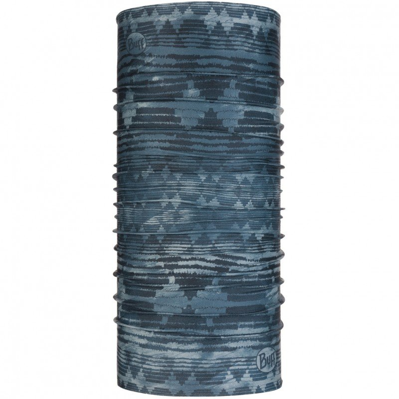 Бандана Buff Coolnet UV+ Tzom Stone Blue BU 119365.745.10.00