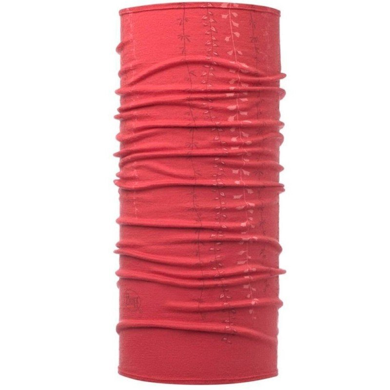 Бандана Buff Lightweight Merino Wool Niah Scarlet Red BU 115397.431.10.00