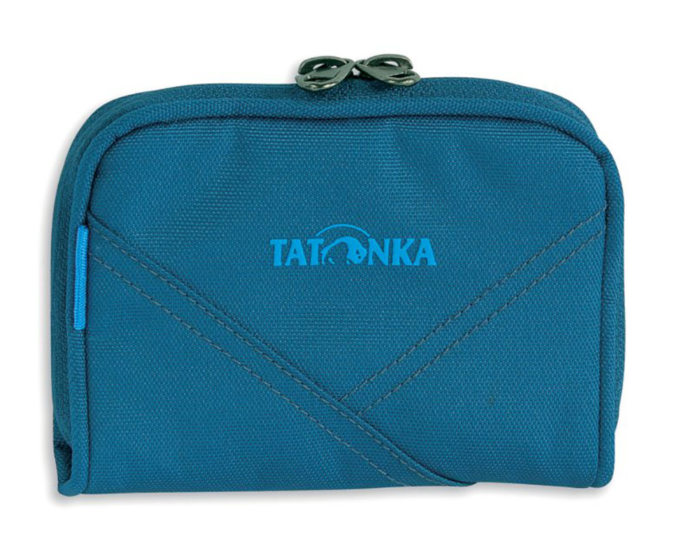 Кошелек Tatonka Big Plain Wallet (Shadow Blue) TAT 2983.150