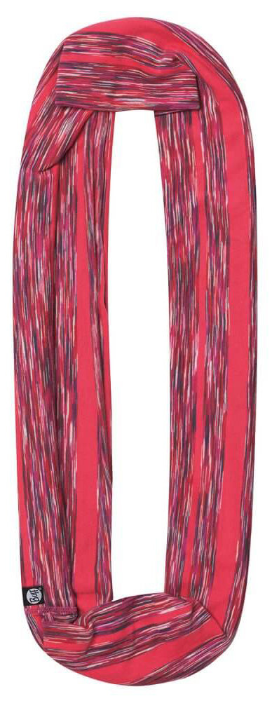 Шарф Buff COTTON INFINITY wild pink stripes BU 115015.540.10.00