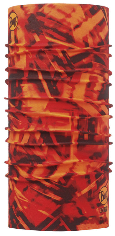 Бандана BUFF HIGH UV nitric orange fluor BU 111431.211.10.00