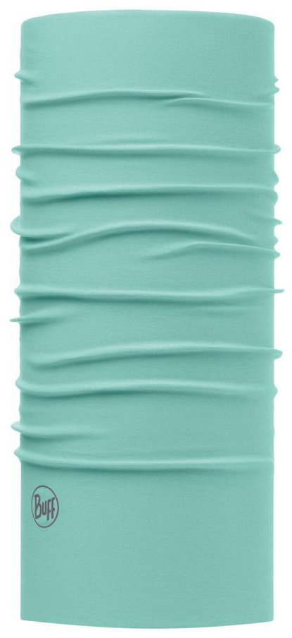 Бандана BUFF HIGH UV solid aqua BU 111426.711.10.00