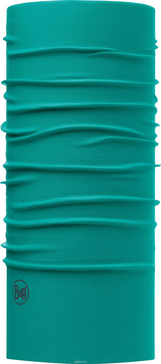 Бандана BUFF HIGH UV solid turquoise BU 111426.789.10.00