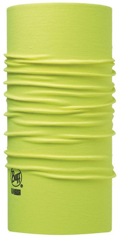 Бандана BUFF HIGH UV solid yellow fluor
