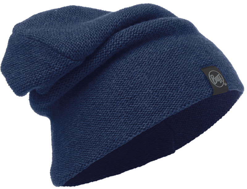 Шапка BUFF KNITTED HAT COLT dark denim BU 116028.766.10.00