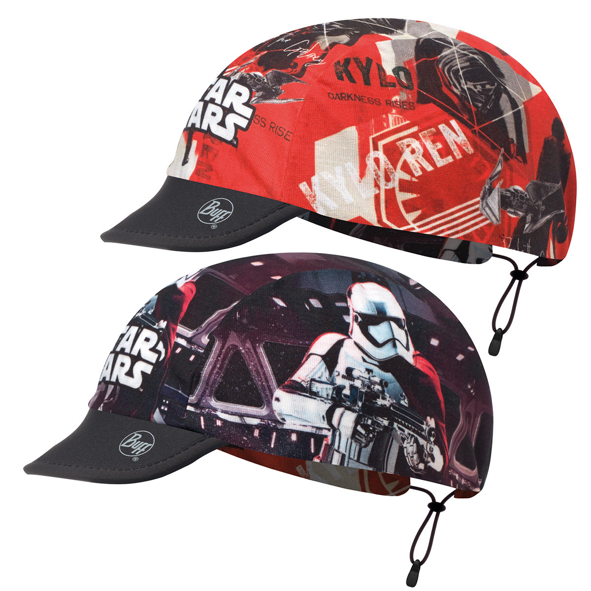 Кепка Buff <b>STAR WARS</b> CAP <b>first order</b> multi Красный BU ...