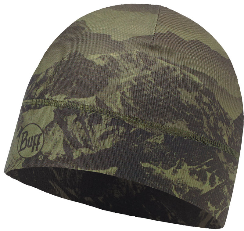 Шапка BUFF THERMONET HAT range kakhi
