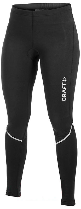 Велорейтузы Craft AB THERMAL TIGHTS W black