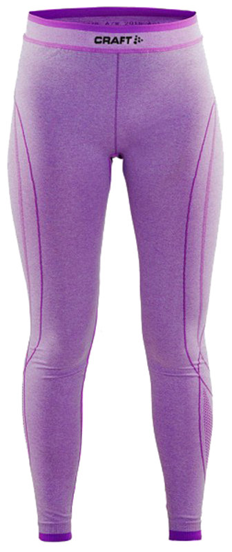 Термобелье Craft ACTIVE COMFORT PANTS Junior lilac 1903778 122/128 1495, 1903778-1495-134/140, 1903778-1495-146/152
