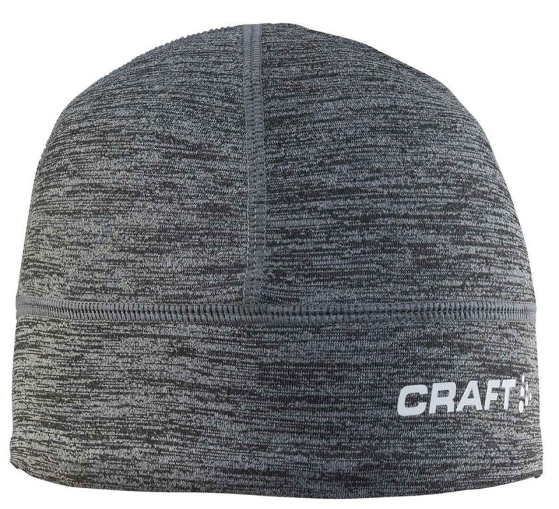 Шапка Craft LIGHT THERMAL HAT dark-grey-melange 1902362-1975-58