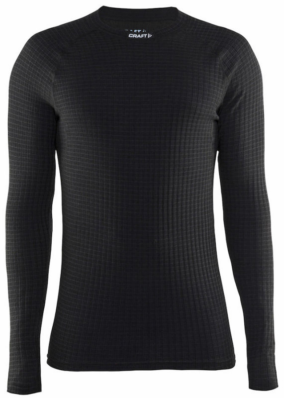 Термобелье Craft WARM WOOL CREW NECK black
