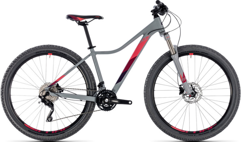 Велосипед Cube ACCESS WS RACE 29 grey-berry