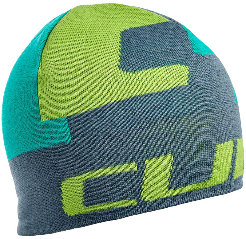 Шапка Cube BEANIE CUBIST grey-green 11692