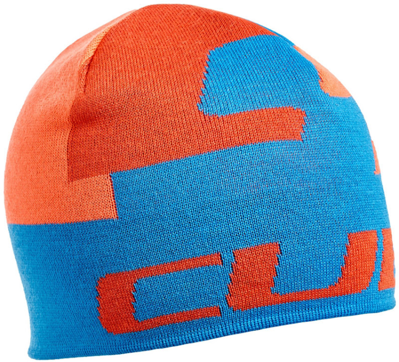 Шапка Cube BEANIE CUBIST blue-orange 11698