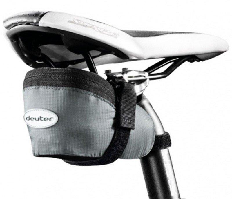 9e6e0f6c1951 Подседельная сумочка Deuter BIKE BAG XS grey - отзывы, видео ...