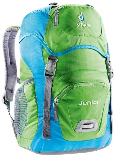 Рюкзак Deuter JUNIOR spring-turquoise